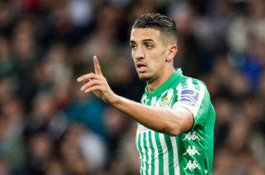 Liverpool reportedly want Zouhair Feddal from Real Betis.