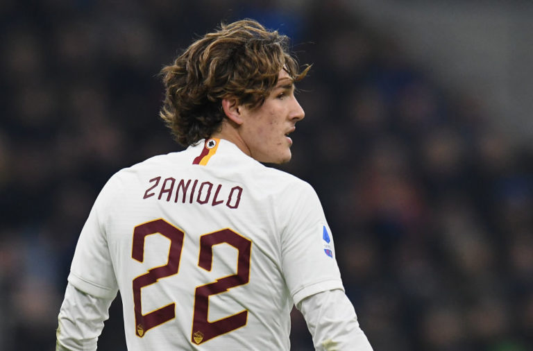Nicolo Zaniolo is Roma's prized asset.