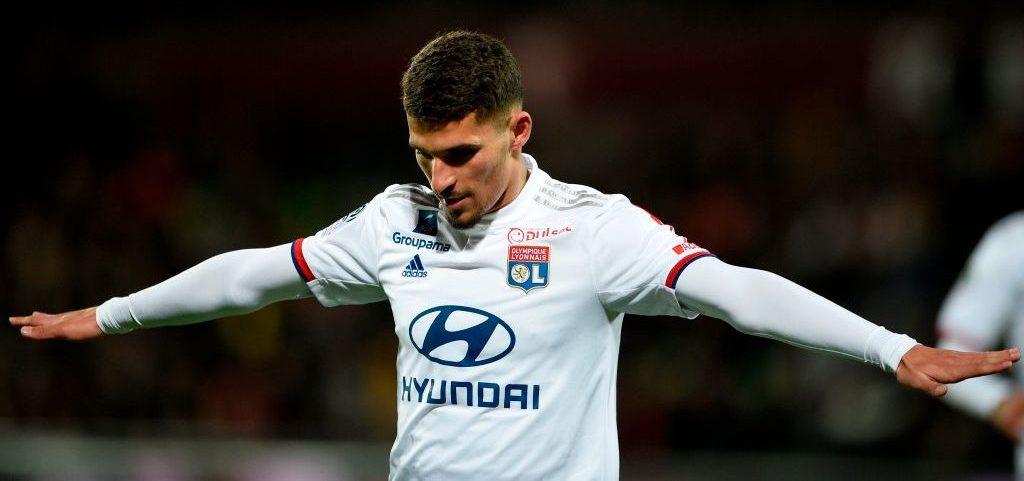 Report: Lyon now open to selling Houssem Aouar this summer - Rousing The Kop - Liverpool FC News