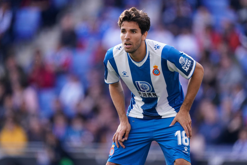 Liverpool reportedly want Leandro Cabrera from Espanyol.