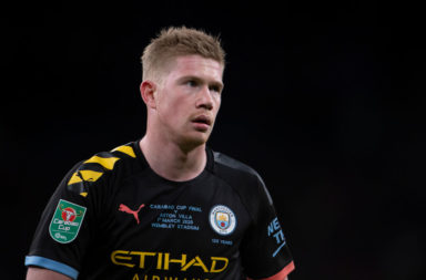 Liverpool are reportedly capable of signing Kevin De Bruyne.
