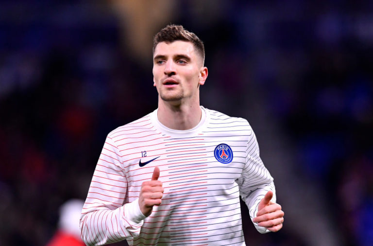Liverpool reportedly want Thomas Meunier.