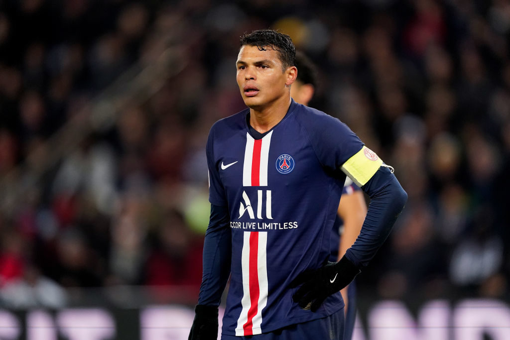 Thiago Silva could fit in at Liverpool.