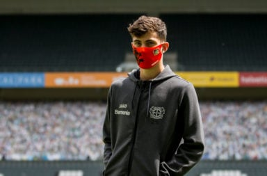 Bayern Munich are reportedly in position to sign Kai Havertz.