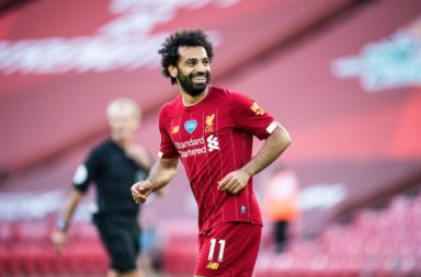 Mohamed Salah is making his successors job very difficult.