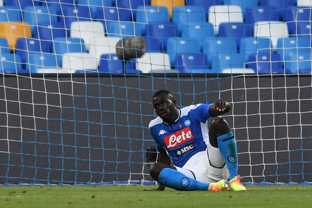 Kalidou Koulibaly may be priced out of a move.