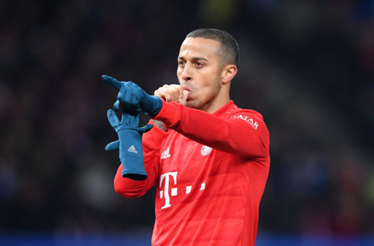 According to David Ornstein, Bayern Munich have given Thiago a huge valuation.