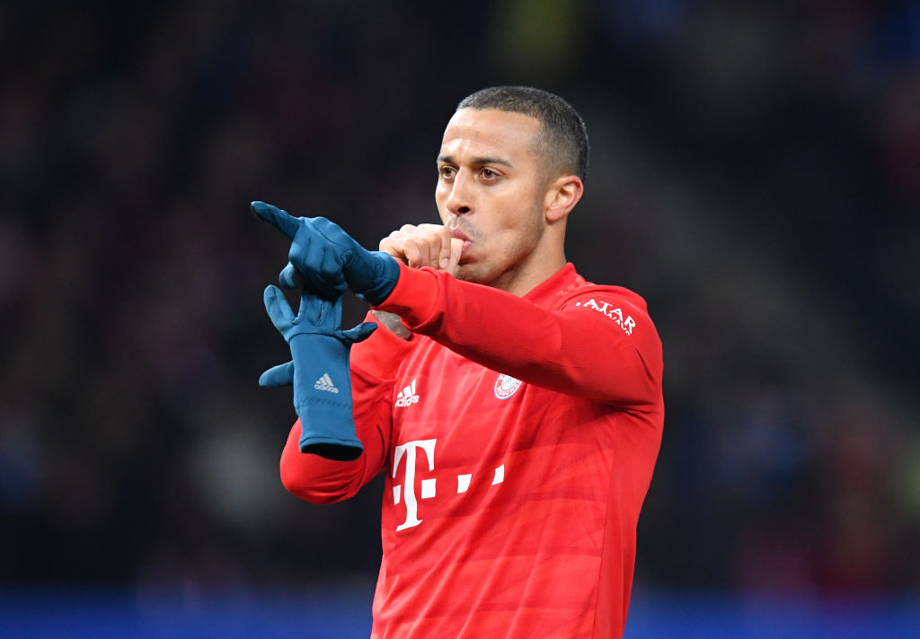 Twitter has reacted to reports that Liverpool have agreed terms with Thiago Alcantara.