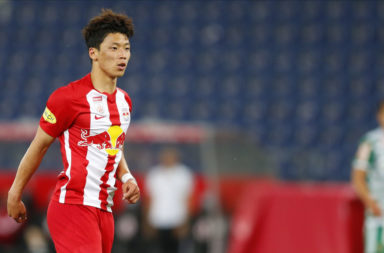 Liverpool reportedly want Hee-Chan Hwang.