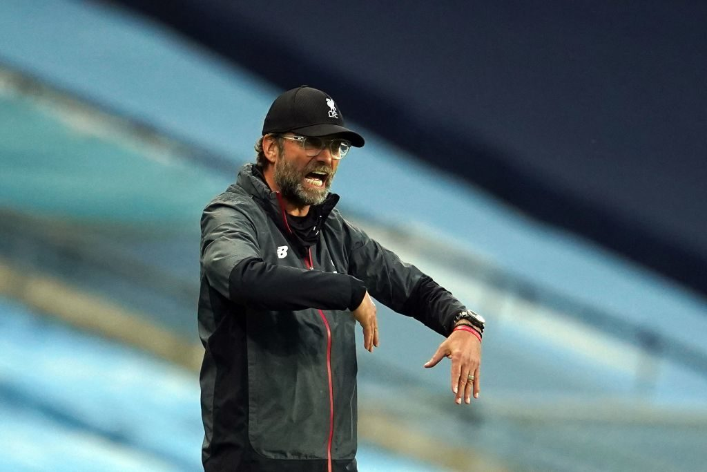 Jurgen Klopp utilised £39m luxury v Manchester City that will benefit Reds - Rousing The Kop - Liverpool FC News