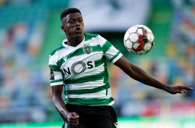 A Bola in Portugal has claimed that Liverpool are tracking Nuno Mendes of Sporting.