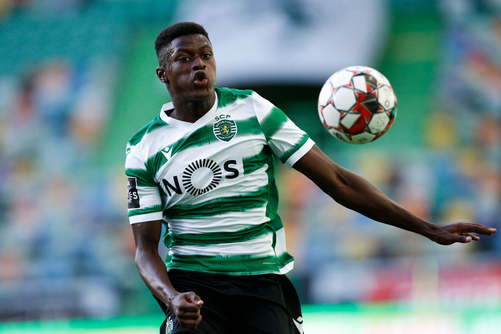 Report: Liverpool chasing €45m Nuno Mendes from Sporting