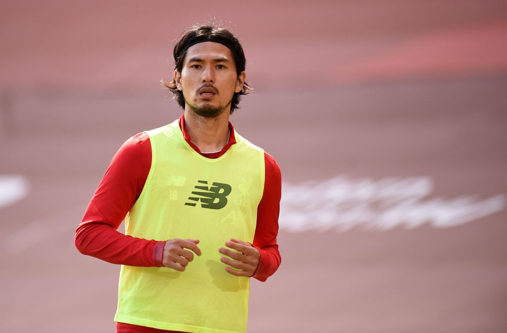 Takumi Minamino could save Liverpool millions this summer if he's played through the middle.