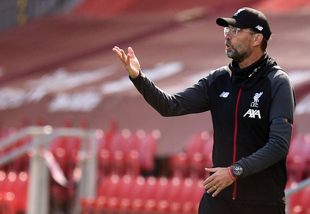 Jürgen Klopp has revealed where he plans to move after Liverpool.