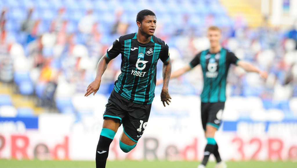 Rhian Brewster playing in the playoffs will be critical for his development.