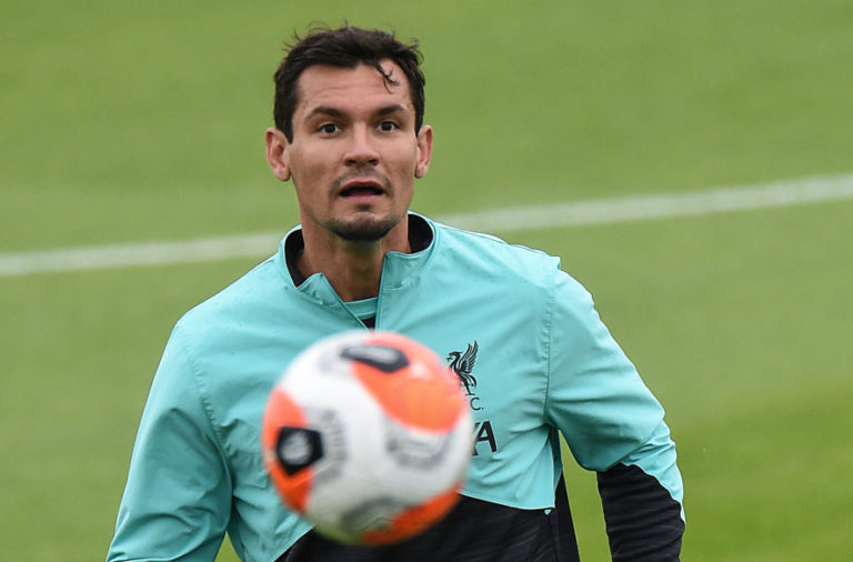 Dejan Lovren may get a contract extension.