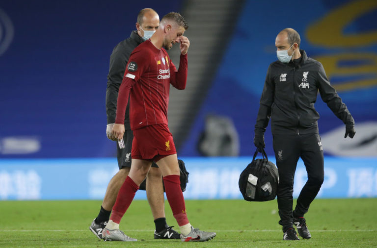 A potentially 'devastating' Jordan Henderson injury could open the door for Curtis Jones.
