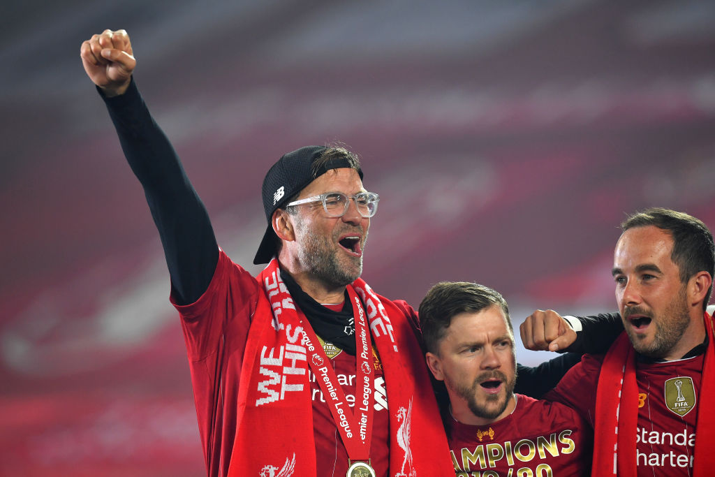 Twitter has erupted in reaction to a Sir Alex Ferguson story about Jürgen Klopp.