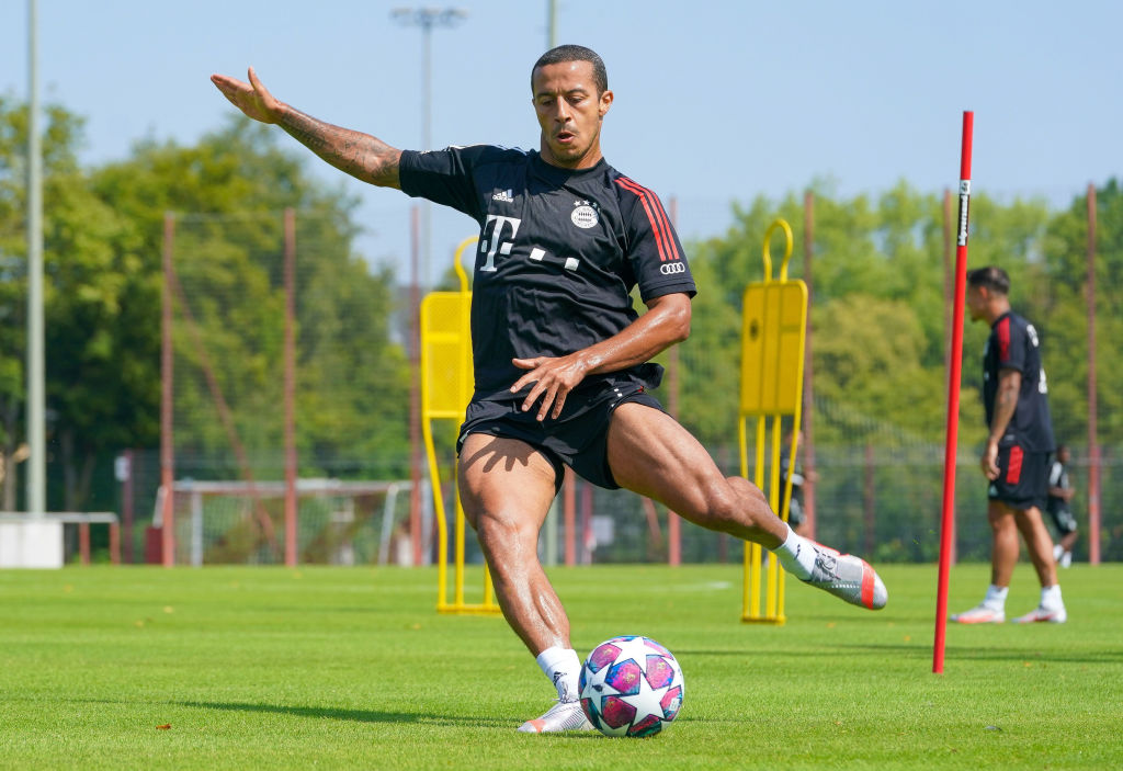 Liverpool next? Rummenigge says Thiago leaves Bayern Munich with their best wishes