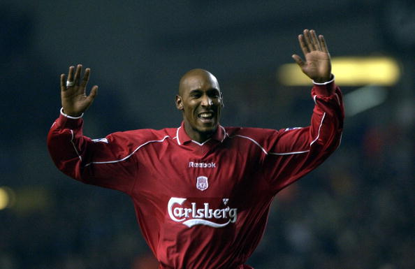 Nicolas Anelka has said he wanted to sign for Liverpool permanently.