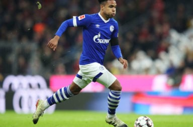 Liverpool are reportedly tracking Weston McKennie.
