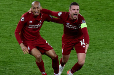 Jürgen Klopp could get the best out of Jordan Henderson and Fabinho by pairing them in defensive midfield.