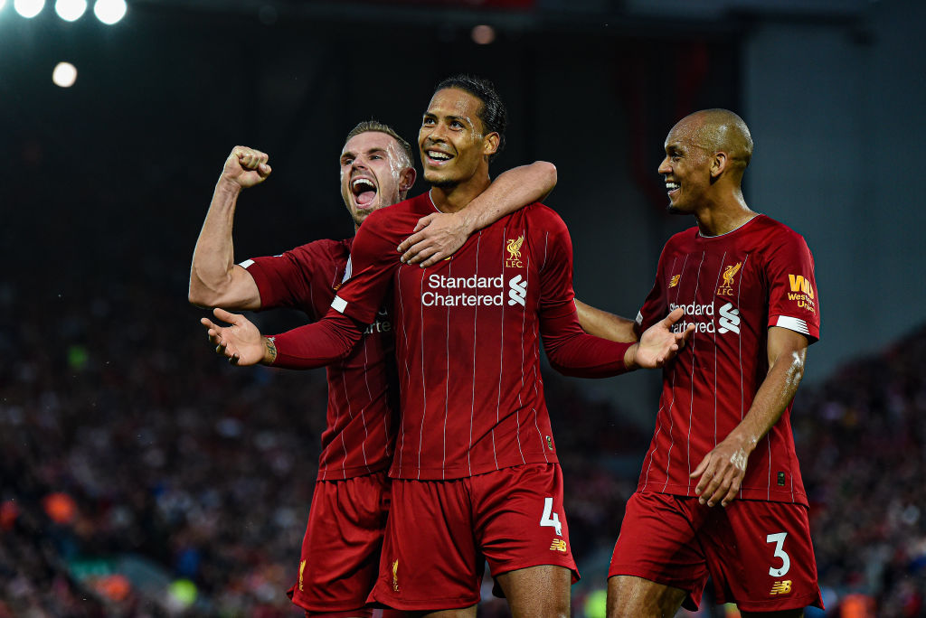 Liverpool FC v Norwich City - Premier League