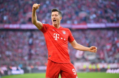 Robert Lewandowski has praised Jürgen Klopp as his favourite manager.