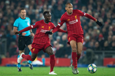 Liverpool assembling a trio of Thiago, Naby Keita and Fabinho could make them unstoppable.