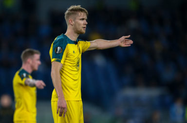 Twitter users have been debating whether Liverpool should sign Kristoffer Ajer.