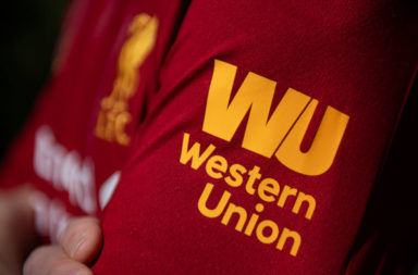 Liverpool losing Western Union is no disaster, in fact it is an opportunity.