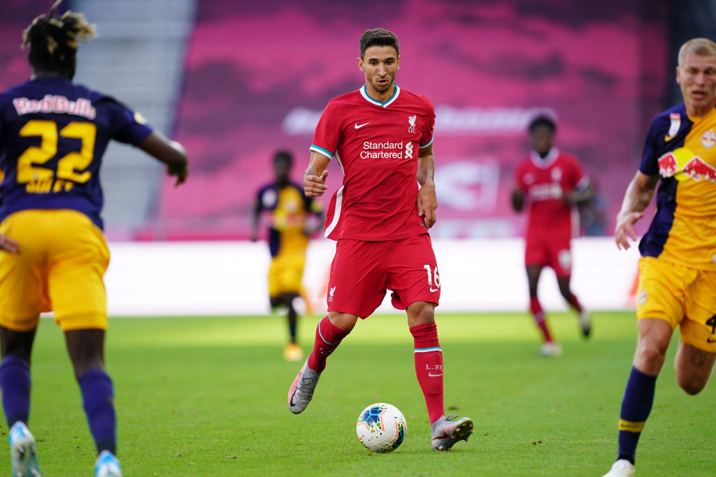 Marko Grujic 'will move on' and there is interest from Borussia Monchengladbach.