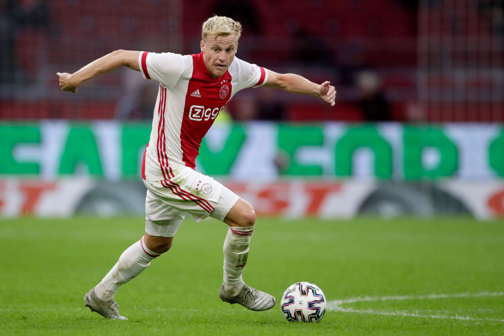 Ajax v Hertha BSC - Club Friendly