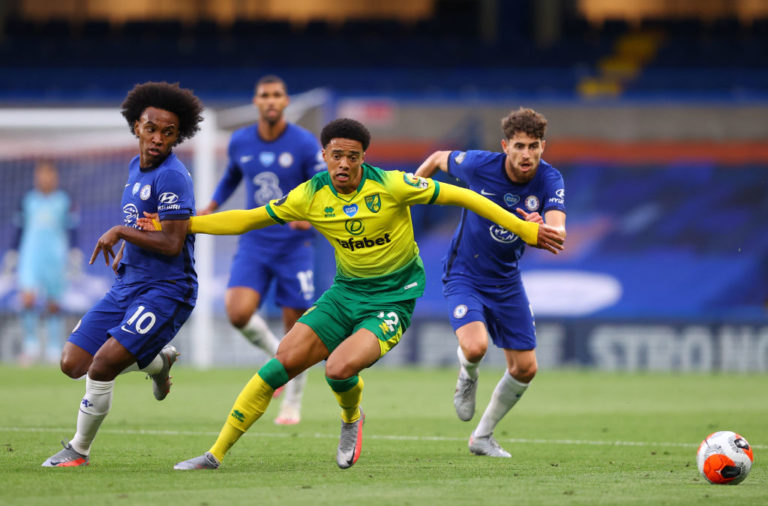 Chelsea FC v Norwich City - Premier League