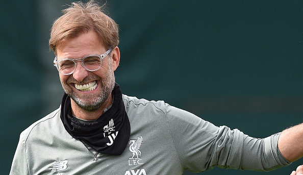 Jürgen Klopp has revealed he may retire when his contract expires in 2024.