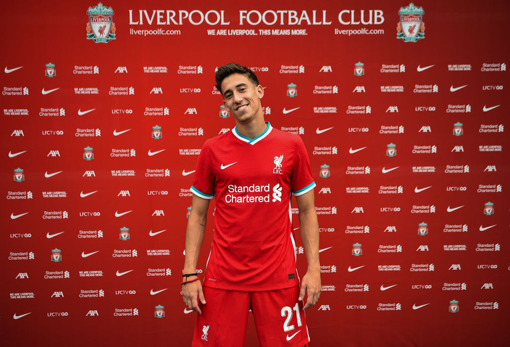 """""""Respect"""": Twitter impressed by Liverpool signing Kostas Tsimikas"""