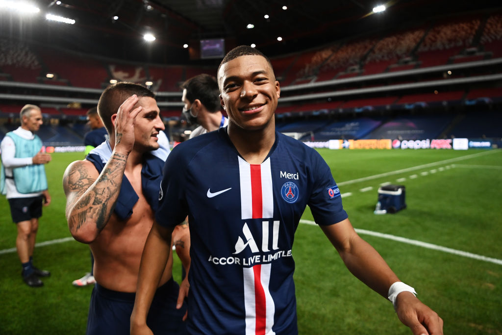 Some Liverpool supporters react to latest Kylian Mbappe 2021 reports