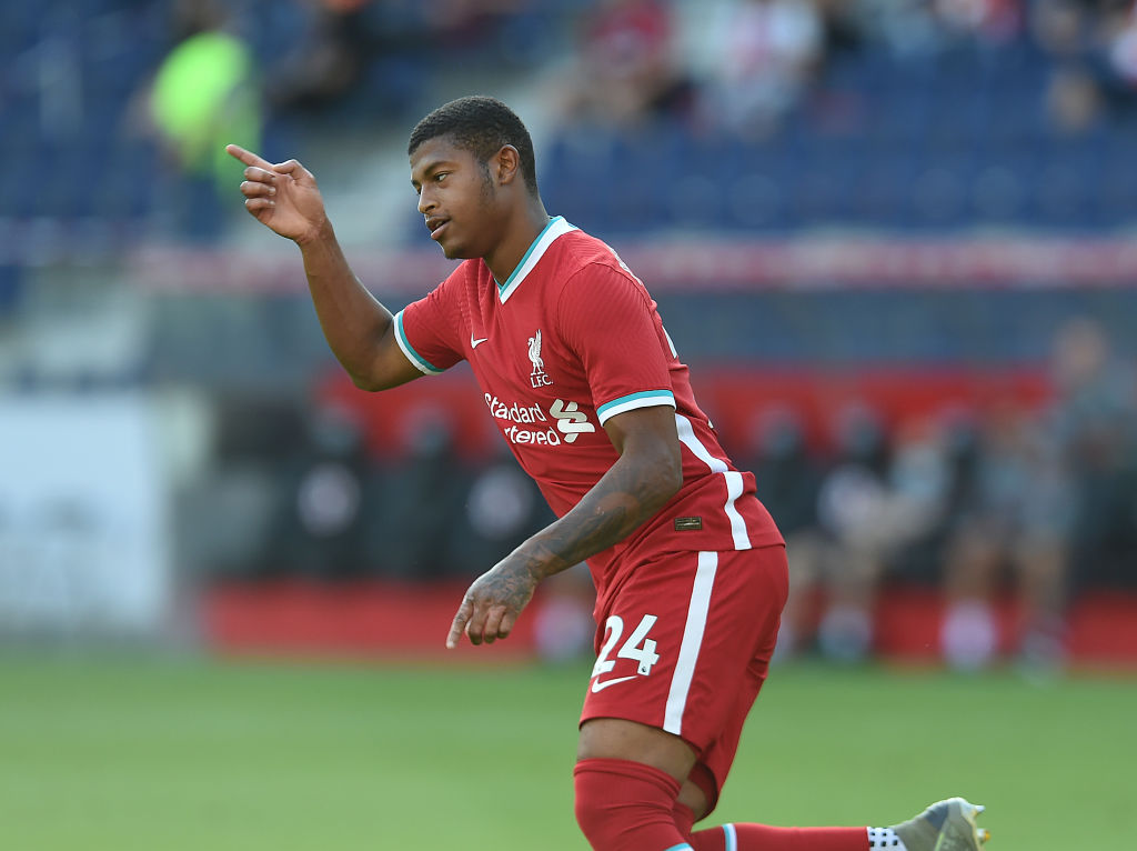 Liverpool should loan Rhian Brewster to Crystal Palace.
