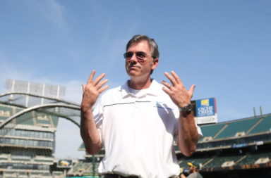 Billy Beane is reportedly considering investing in Liverpool.