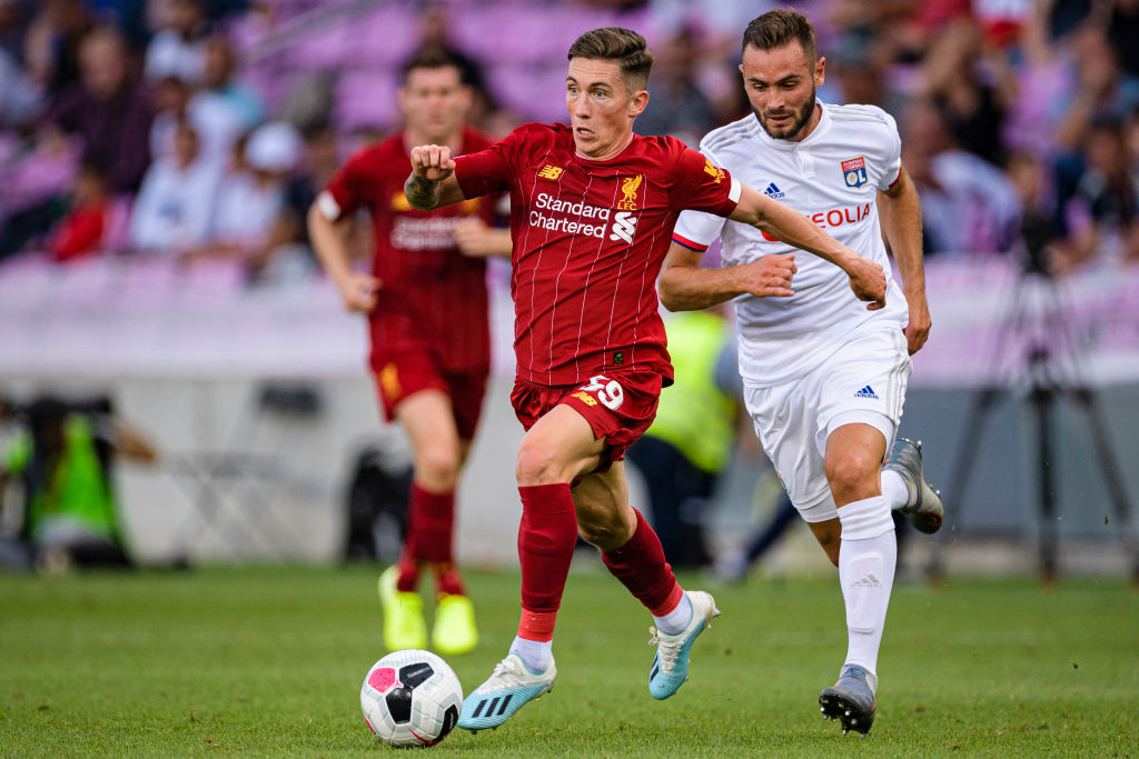 Liverpool have decided that Harry Wilson will be sold if he is to leave - he isn't leaving on loan again.