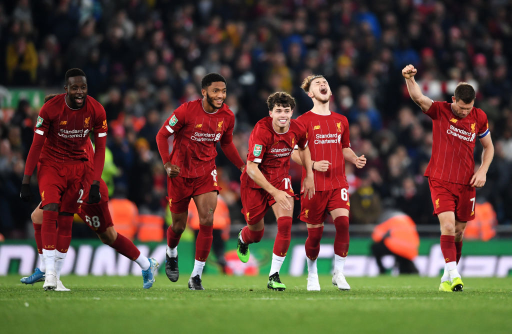 This week Liverpool will take on Arsenal in a repeat of one of the greatest games of recent times.