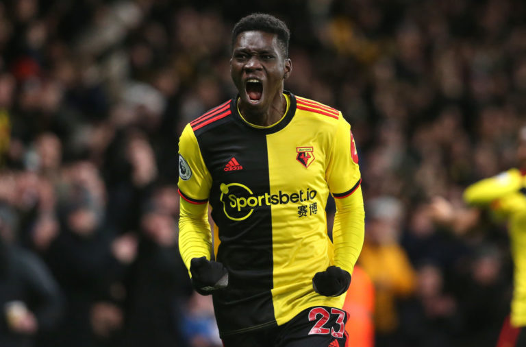 The Daily Mail has claimed that Liverpool have inquired about Ismaila Sarr.