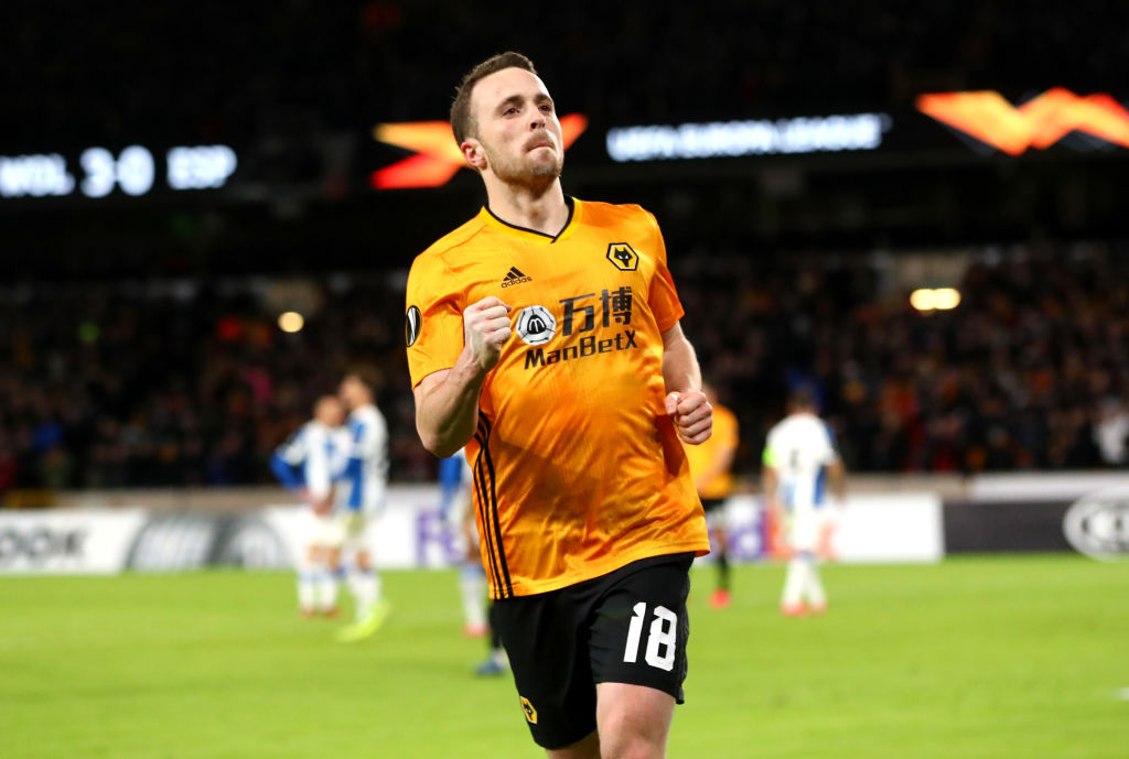 Nuno Espirito Santo has opened up on Liverpool signing Diogo Jota from Wolves.