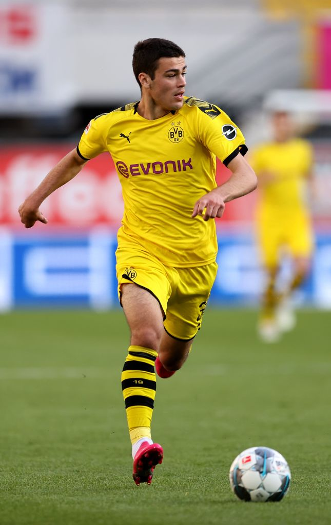Liverpool have now been linked with Gio Reyna of Borussia Dortmund