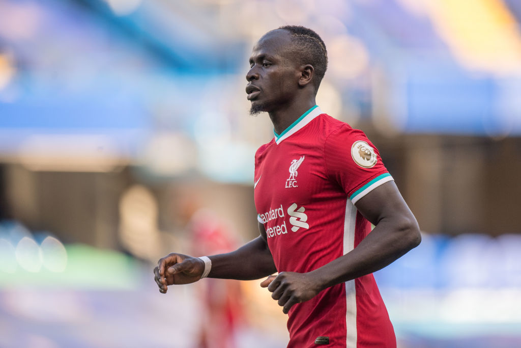 Emile Heskey named Sadio Mane as the player he most wishes he'd played alongside.