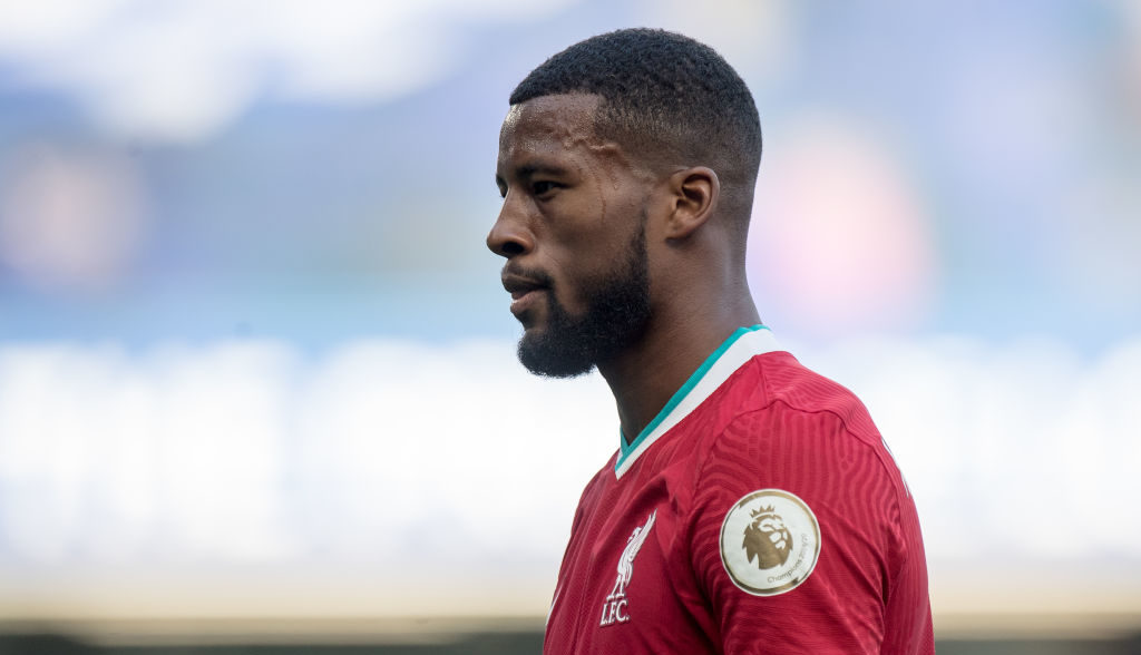 Paul Robinson has weighed in on the situation with Liverpool and Gini Wijnaldum.