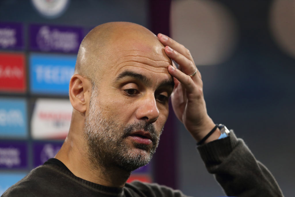 Liverpool have drawn first blood in the title race with Manchester City humiliated at home.