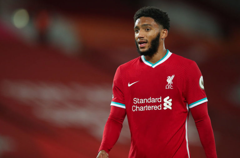 Liverpool keeping Joe Gomez fit will be crucial to the side's success this season.