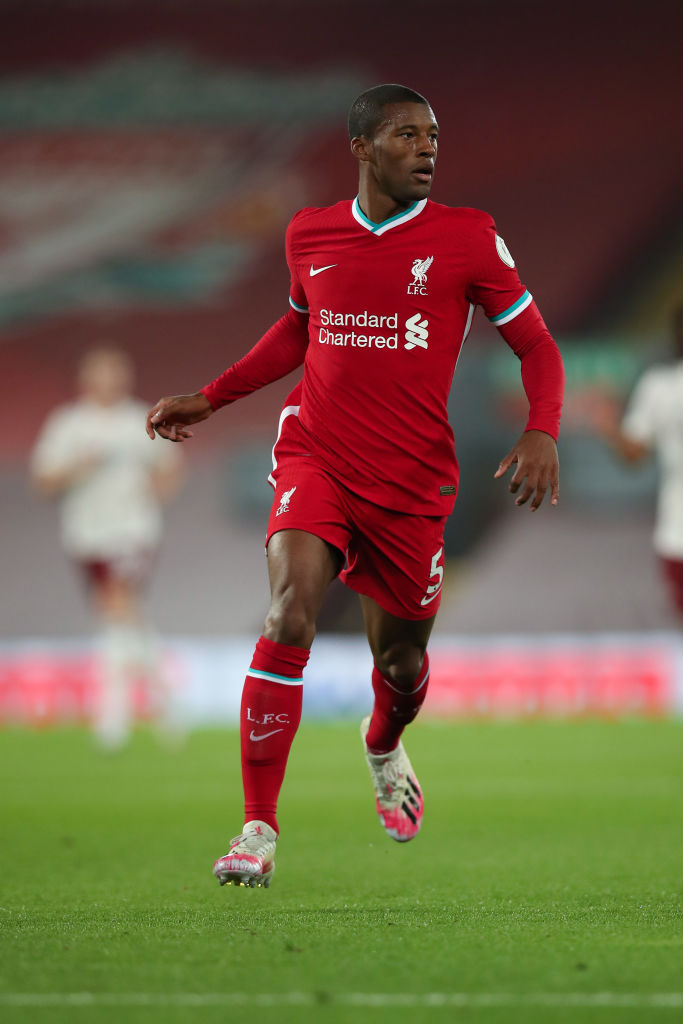 Liverpool need to give Gini Wijnaldum a new contract and fend off interest from Barcelona.