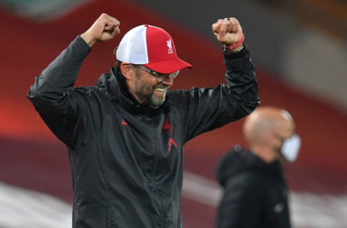 The record Jürgen Klopp boasts against the top six shows just why the Reds are so far ahead.